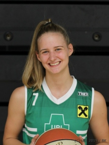#7 Simone Sill, 12.09.19, Graz, Austria, BASKETBALL, Fotosession UBI Graz