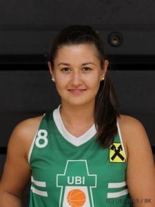 #8 Eva Fellner, 12.09.19, Graz, Austria, BASKETBALL, Fotosession UBI Graz