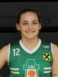 #12 Josefine Meyer, 12.09.19, Graz, Austria, BASKETBALL, Fotosession UBI Graz