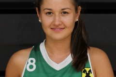 #8 Eva Fellner, 12.09.19, Graz, Austria, BASKETBALL, Fotosession UBI Graz