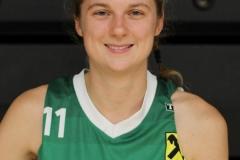 #11 Camilla Neumann,  12.09.19, Graz, Austria, BASKETBALL, Fotosession UBI Graz