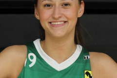 #19 Emily Loncarek, 12.09.19, Graz, Austria, BASKETBALL, Fotosession UBI Graz